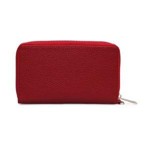 Červená peněženka z koženky Laura Ashley Babmaes