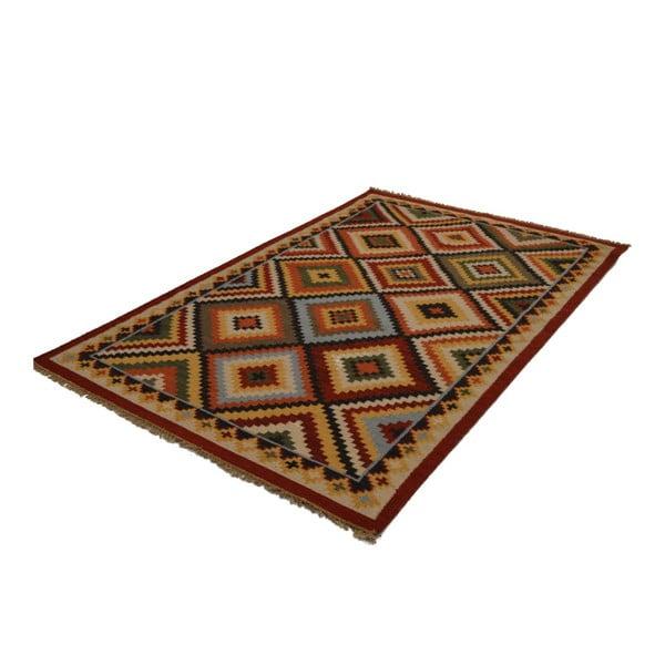 Ručně tkaný koberec Ethnic Patterns, 150x250 cm