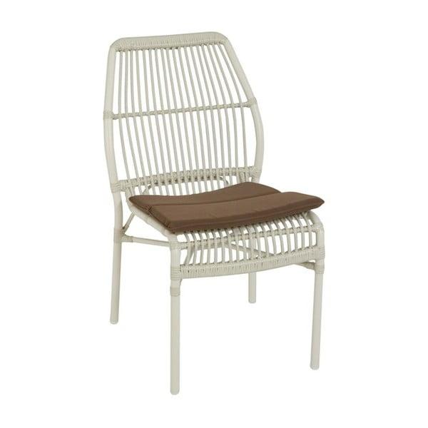 Židle Alum White, 86x50x63 cm