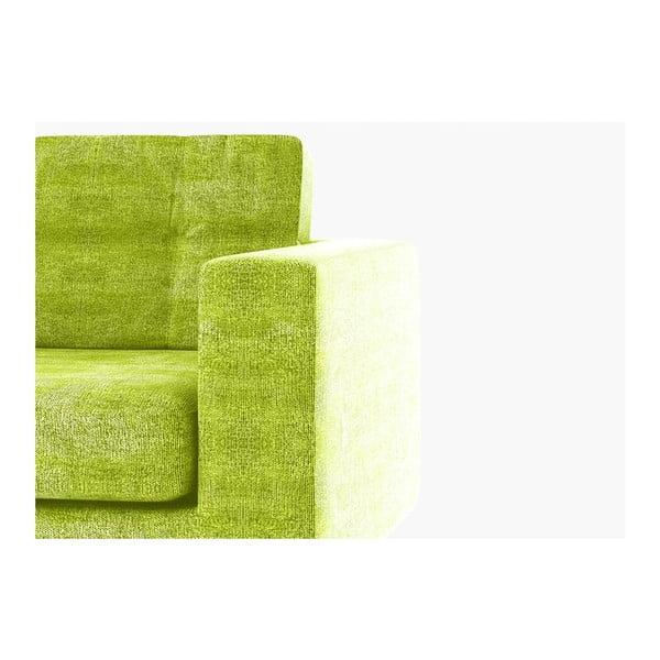 Sofa New York, menší, zelené