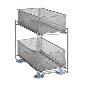 Stojan se šuplíky Wenko Metal Holder