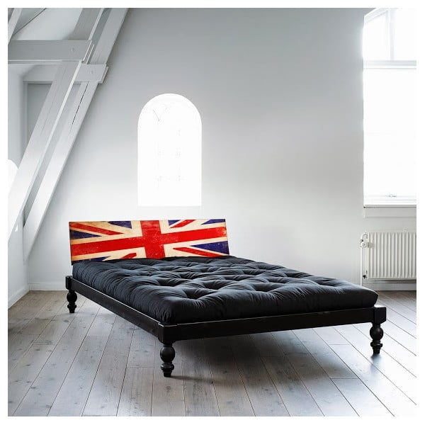 Postel Karup Rock-o UK Black/Union Jack