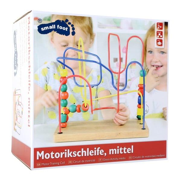 Dětská hračka pro rozvoj motoriky Legler Coil