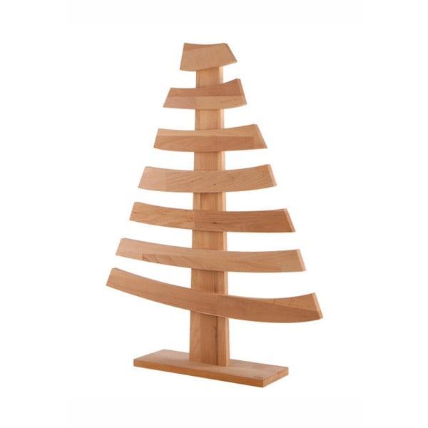 Dekorácia z jelšového dreva Nørdifra Xmas, výška 75,5 cm