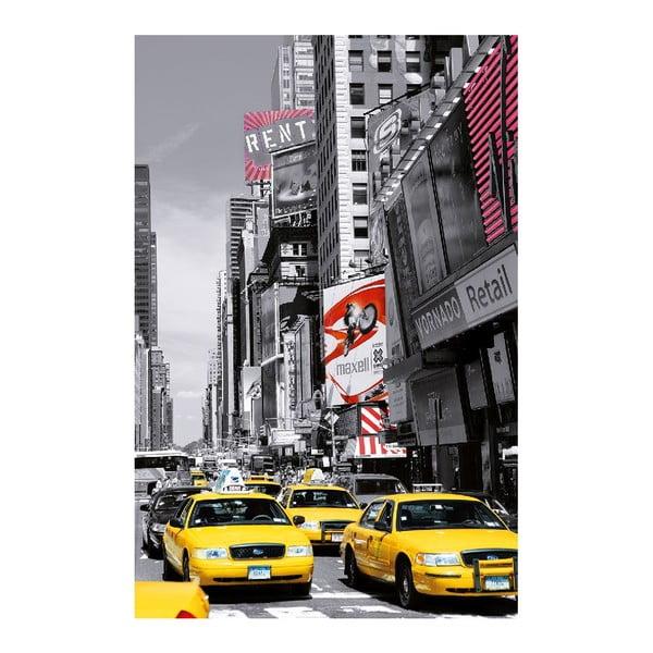 Maxi plakát Times Four Sided, 115x175 cm