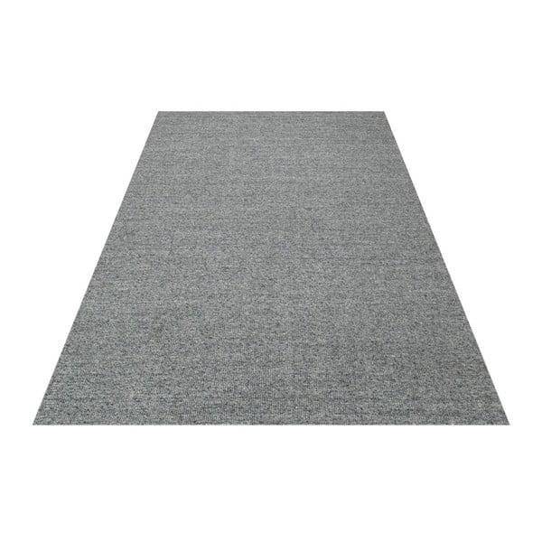 Vlněný koberec Barbora Dark Grey, 140x200 cm