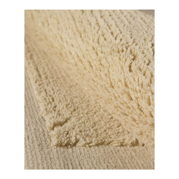 Vlněný koberec Dama 610 Crema, 60x120 cm