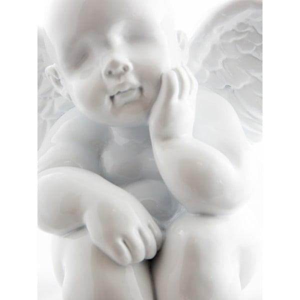 Dekorativní soška Gabriel White