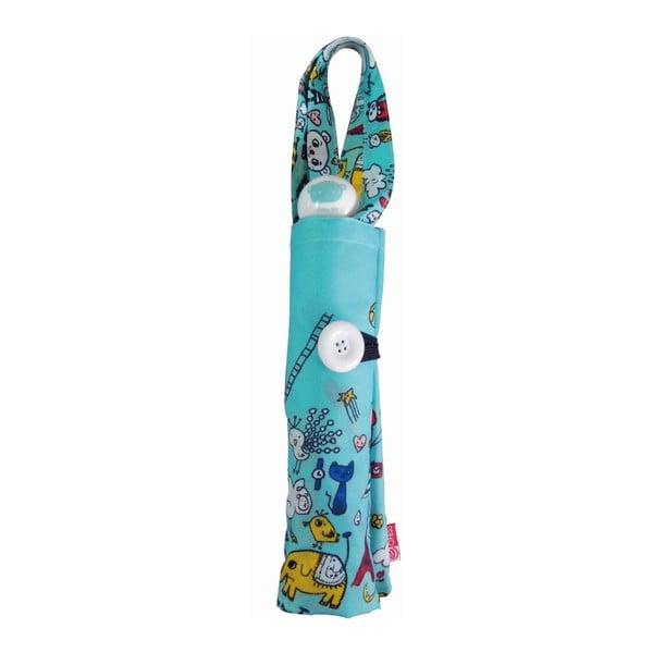 Skládací deštník TotoBrella, blue