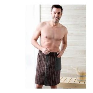 Pánský sarong Brown, 50x136 cm