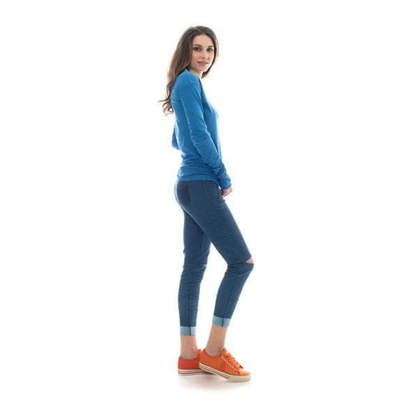 L · Modré legíny Lull Loungewear Carrizal aae99d912b