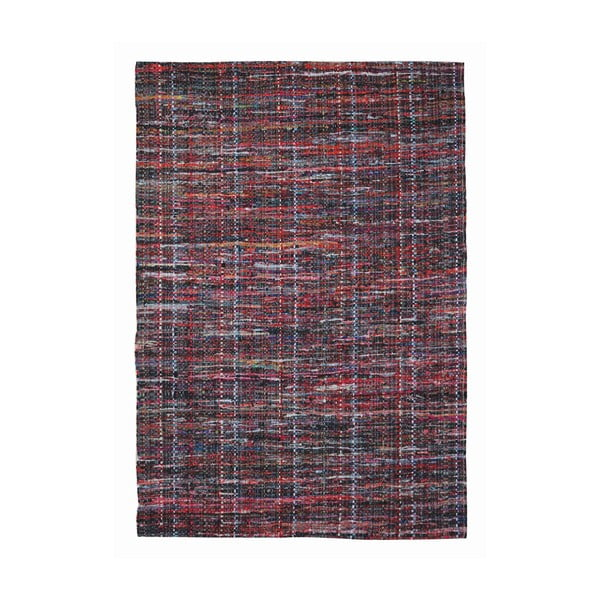 Koberec z recyklovaného materiálu Harris Red, 160x230 cm