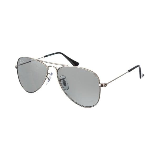 Dětské sluneční brýle Ray-Ban 9506 Silver 50 mm