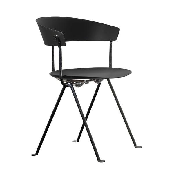 Černá jídelní židle Magis Officina