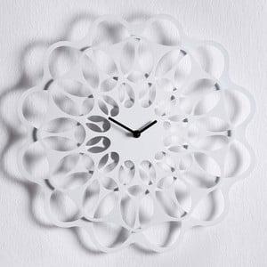 Designové hodiny White, 40 cm