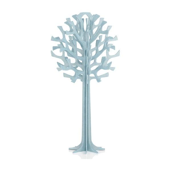 Skládací pohlednice Lovi Tree Light Blue, 13.5 cm