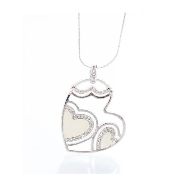 Náhrdelník Yasmine Hearts in Heart