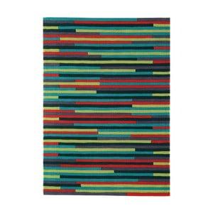 Covor Asiatic Carpets Harlequin Linia, 170 x 120 cm, verde