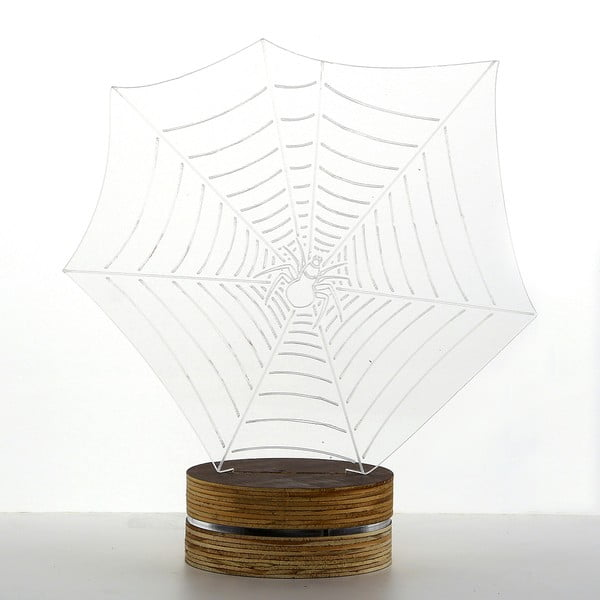3D stolní lampa Spider