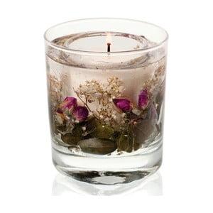Svíčka Natural Wax, anglická růže