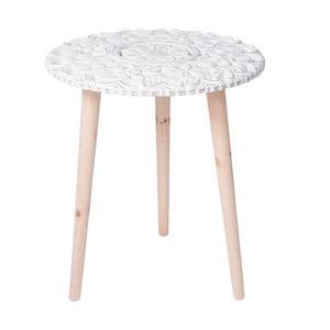 Odkládací stolek Clayre&Eef Cornélie