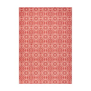 Covor Hanse Home Gloria Pattern, 80 x 150 cm, roșu