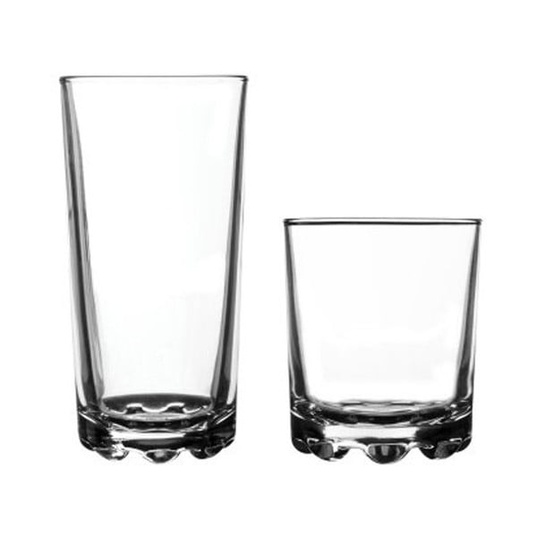 Set 12 sklenic Essential Hobnobs