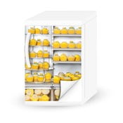 Samolepka na lednici Cupcakes