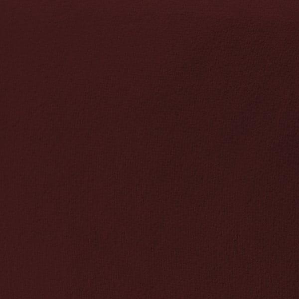 Tmavě červené křeslo Vivonita Kiara