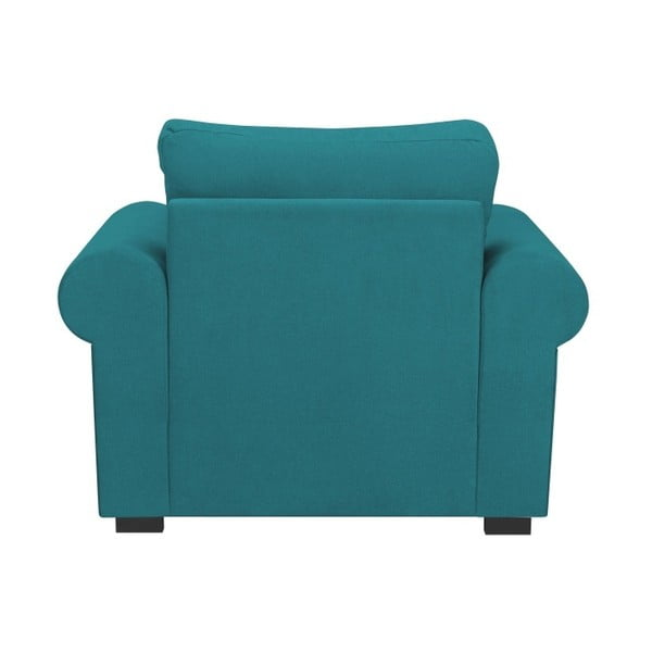 Tyrkysové křeslo Windsor & Co Sofas Hermes