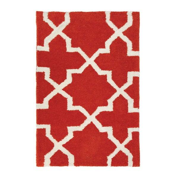 Ručně vyšívaný koberec Hampstead, 120x180 cm