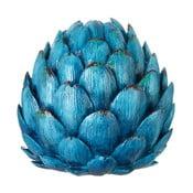 Modrá váza Premier Housewares Artichoke