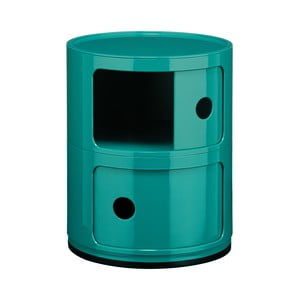 Stolek Cabinet Turquoise