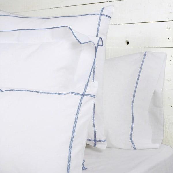 Povlak na polštář Basic Blue, 50x80 cm
