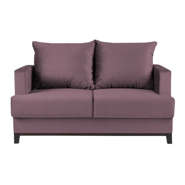 Frederic lila kétszemélyes kanapé - Melart
