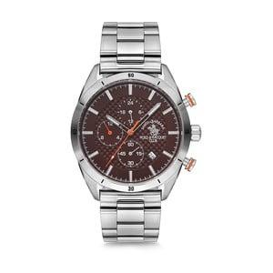Pánské hodinky z nerezové oceli Santa Barbara Polo & Racquet Club Peter
