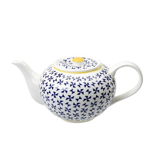 Porcelánová čajová konvice Geometric No2