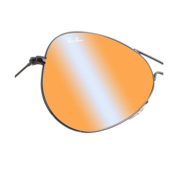 Unisex sluneční brýle Ray-Ban 3025 Black/Blue 58 mm