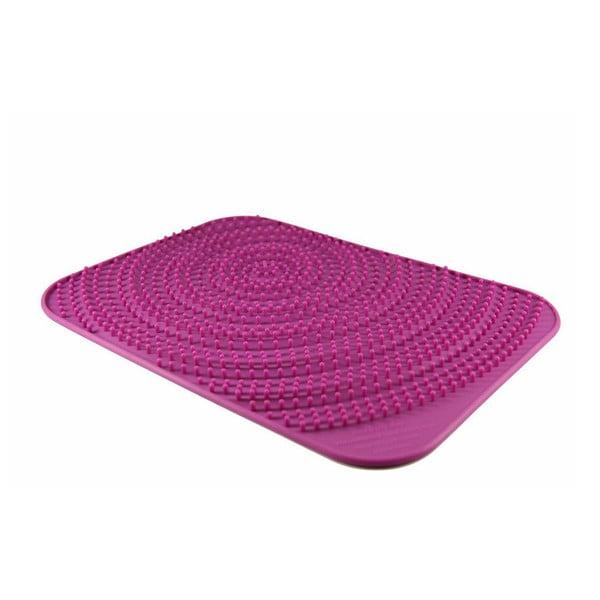 Odkapávací podložka na nádobí Voluminous, fialová