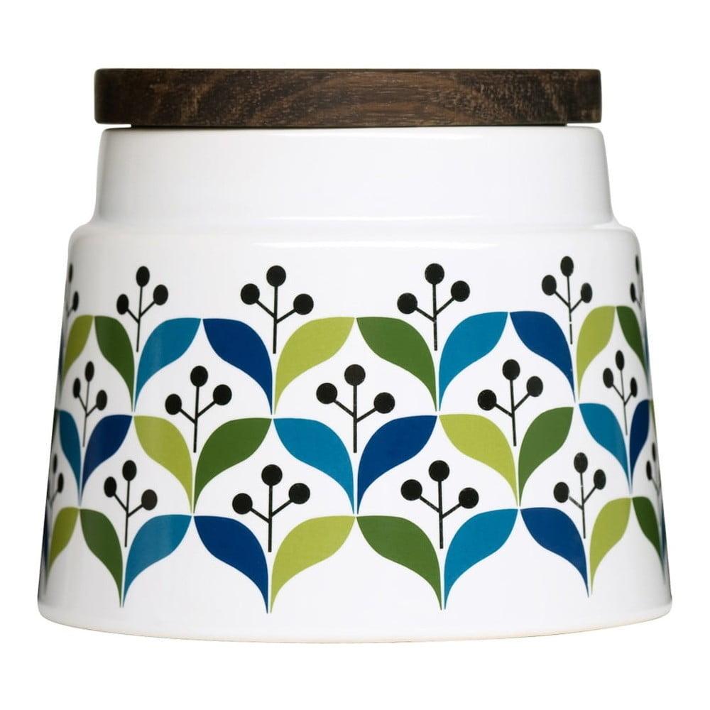Porcelánová dóza Sagaform Retro, 500 ml