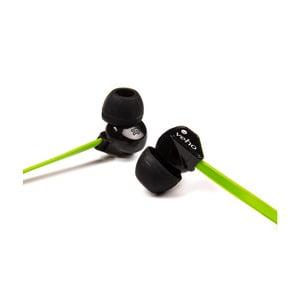 Zelená sluchátka Veho Z-1