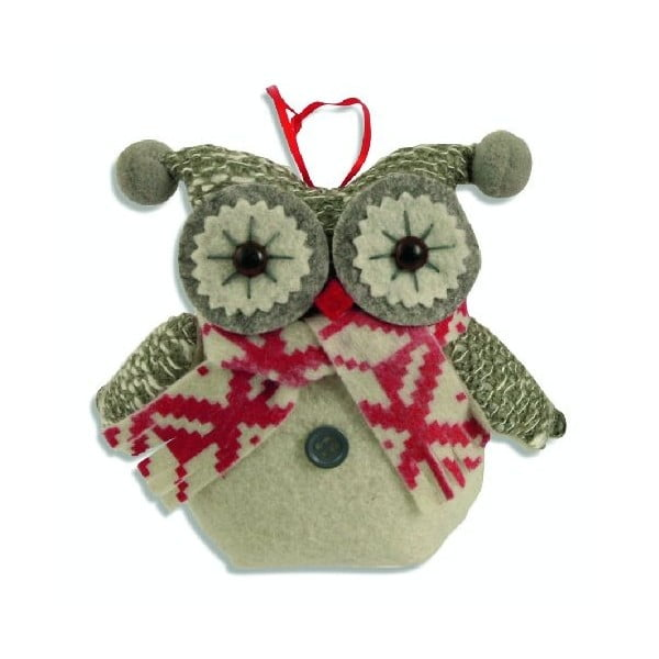 Dekorace Gufo Owl