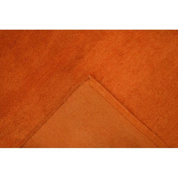 Vlněný koberec Kerima Orange, 170x240 cm
