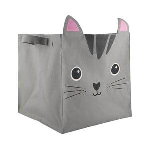 Úložný box na hračky Sass & Belle Cat Kawaii