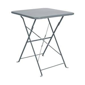 Šedý skládací stůl Butlers Daisy Jane