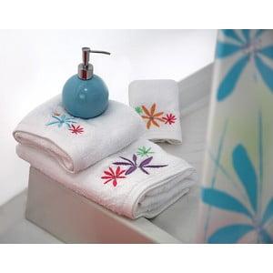 Sada 3 ručníků Daisy, 70x140 cm
