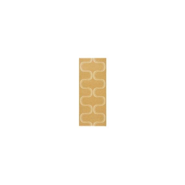 Vysoce odolný koberec Waves V5, 60x190 cm
