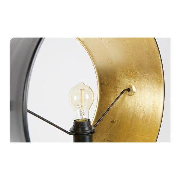 Stojací lampa s polohovatelným stínidlem WOOOD Pien