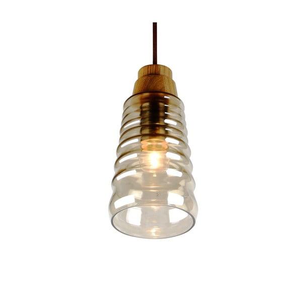 Závěsné světlo Swerm Beech