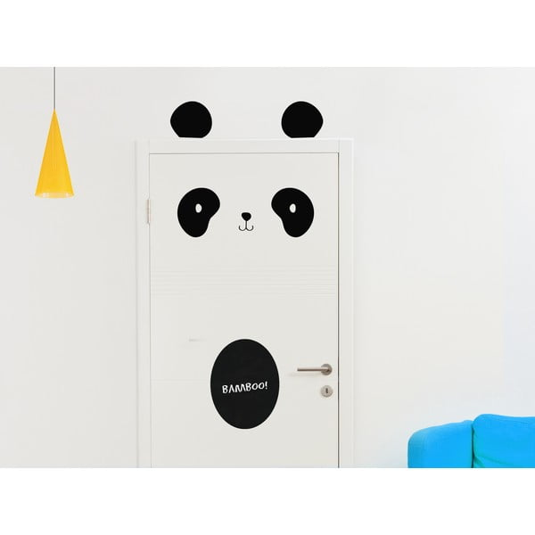 Dekorativní samolepka Panda Porta